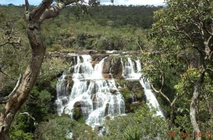 Almecegas I Waterfalls
