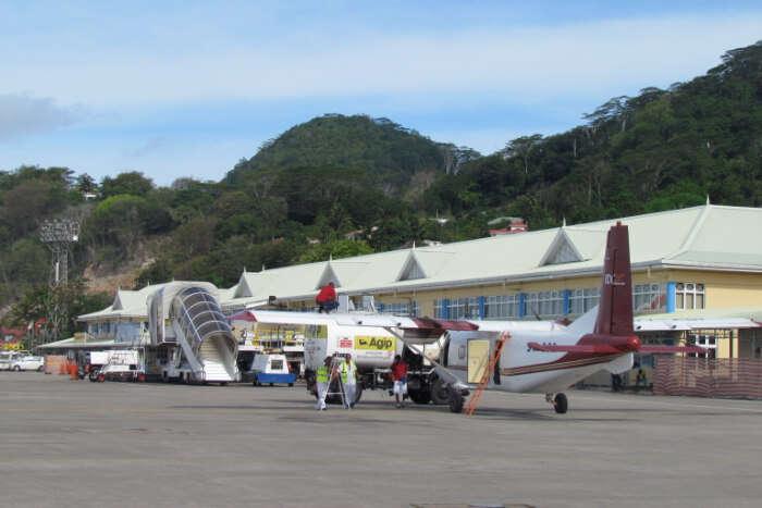 Alphonse Airport