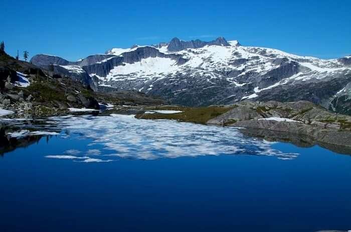 Alpine Lakes Journey