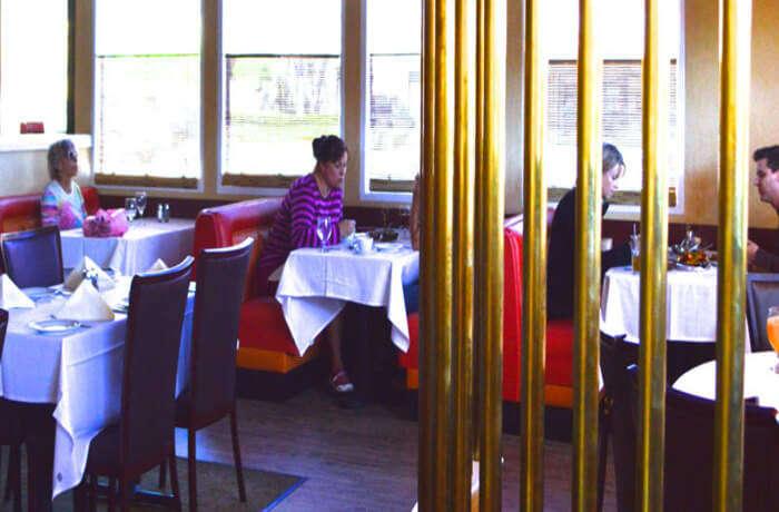 enjoy a wonderful dining experience