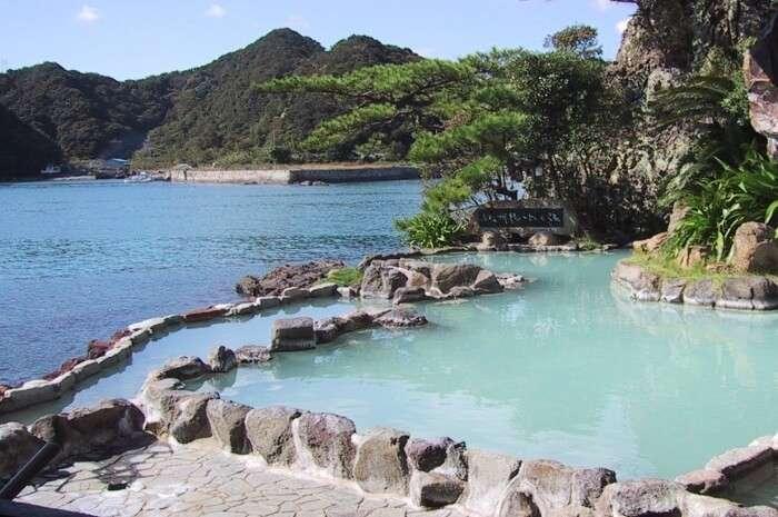 Bathe in an Onsen or Sento