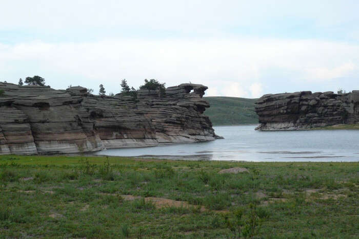 Bayanaul National Park