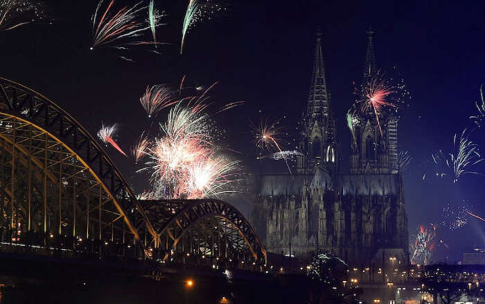Be A Part Of The Cologne Cathedral Celebrations