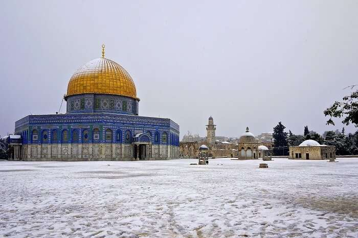 Be a part of the Jerusalem Winter Festivals
