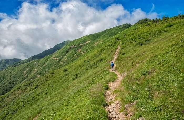 Best Time For Trekking In Japan