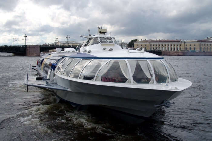Boating in Rivers and canals