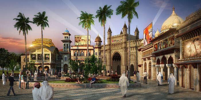 Bollywood Parks Dubai in Dubai