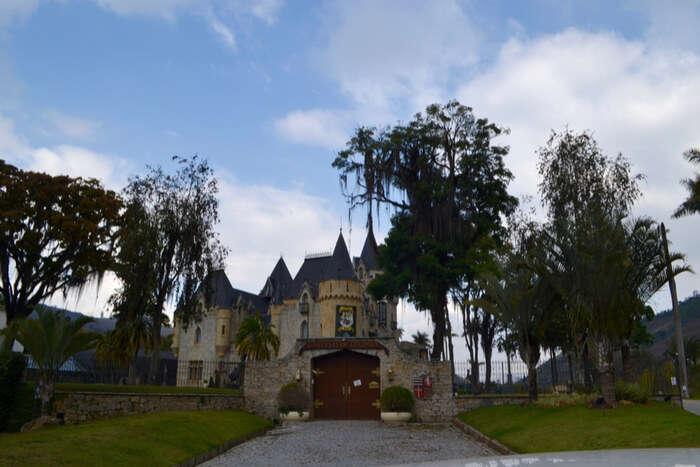 Castles in Brazil