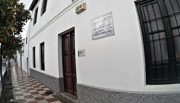 Museum in Granada