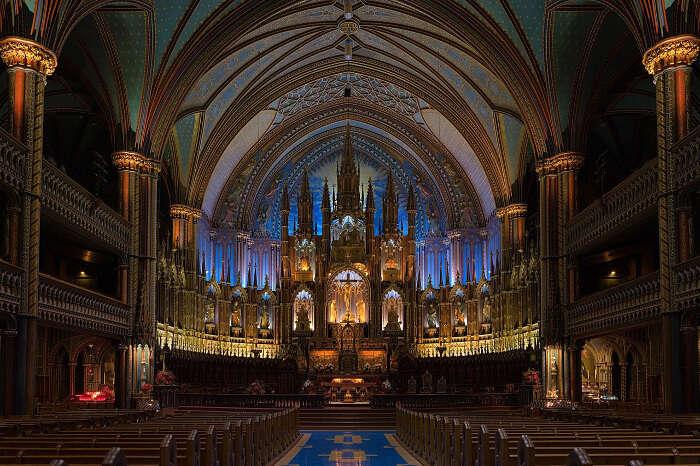 Cathedral-Basilica of Notre-Dame de Québe
