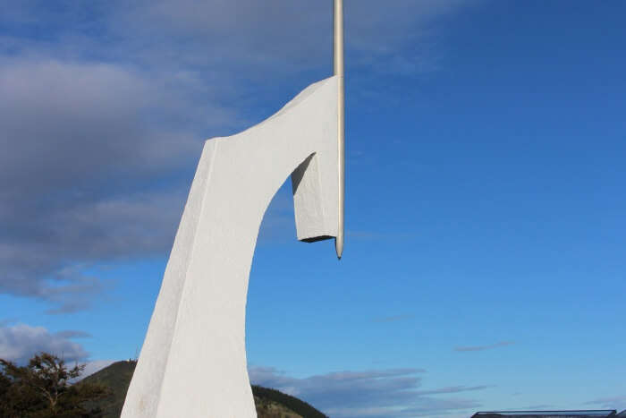 Centre of New Zealand Monument