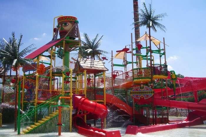 Clementon Amusement Park And Splash World