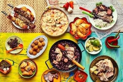 Brazilian Cuisines