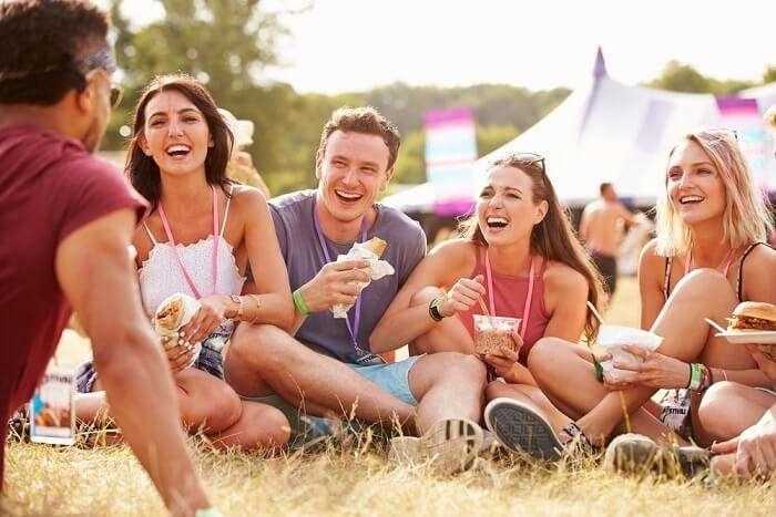 Cover for Food Festivals in Australia