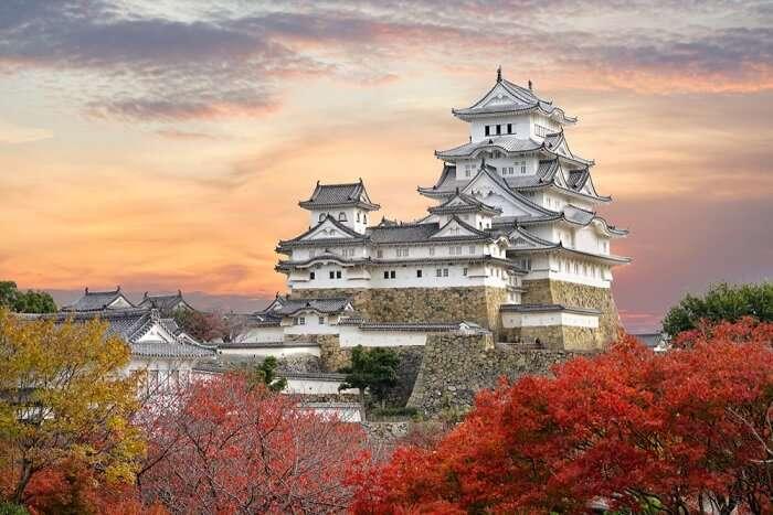Cover for Himeji Castle