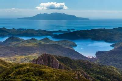Islands Near Auckland