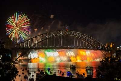Best Destinations for New Year's Party in Australia