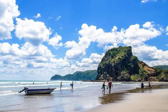 Gorgeous Beaches Near Auckland