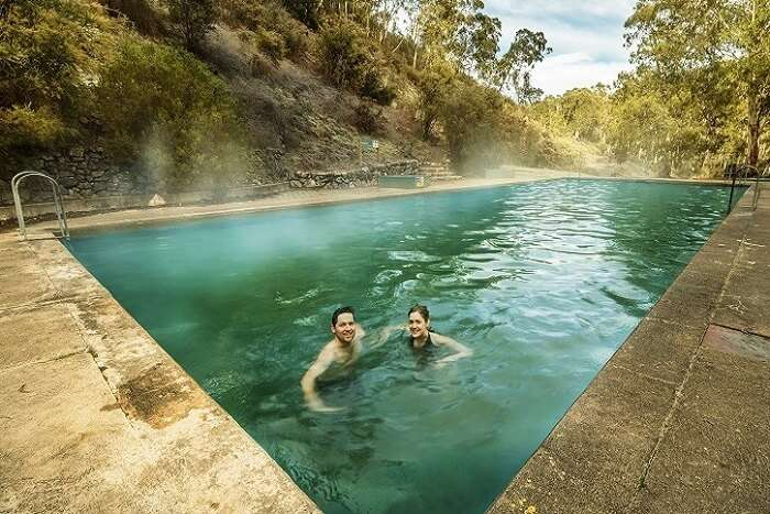 Best Hot Springs In Sydney