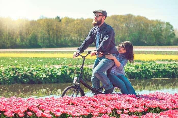 Netherland Honeymoon Cover