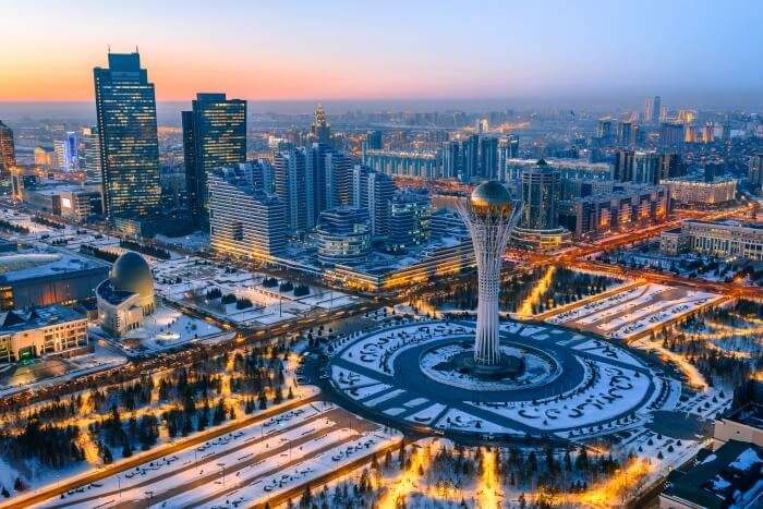 Things To Do In Kazakhstan