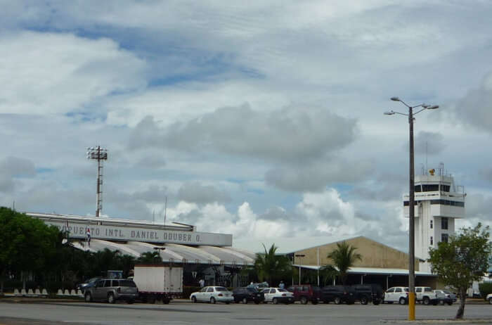 Daniel OduberQuirós International Airport