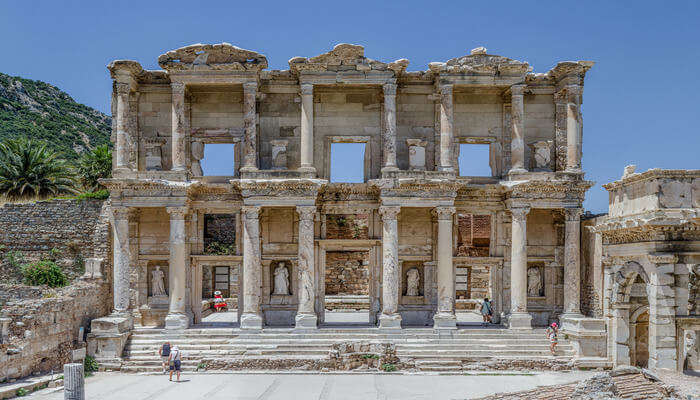 Visit the ruins of the ancient city
