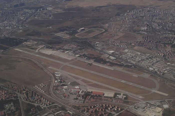 Etimesgut Airbase