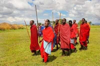 Festivals in Tanzania (Cover)