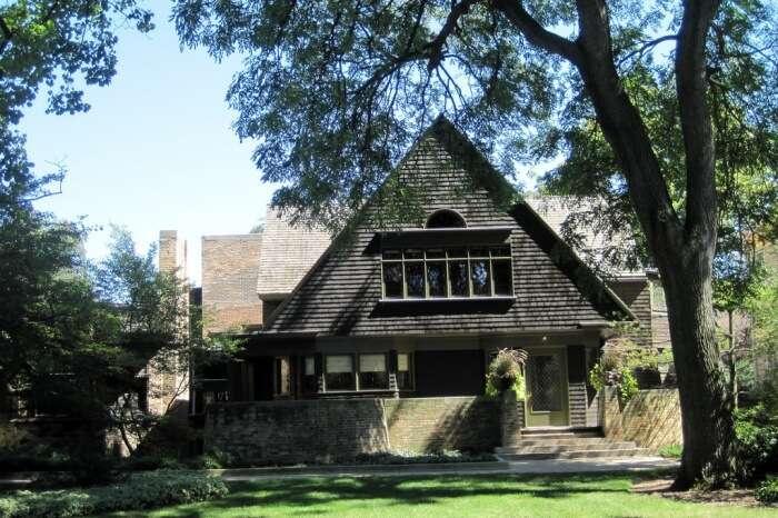 Frank Lloyd Wright's Home