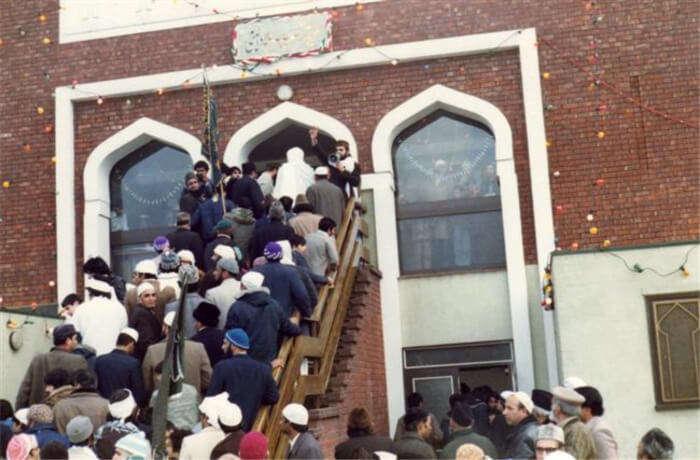 Ghamkol Sharif Mosque