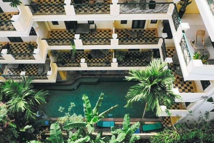 Golden Banana Residence