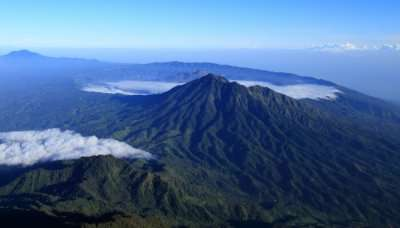 places to in klungkung regency bali for adventure