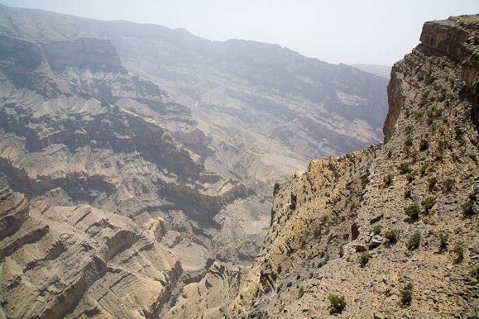 Hajar Foothills in Dubai