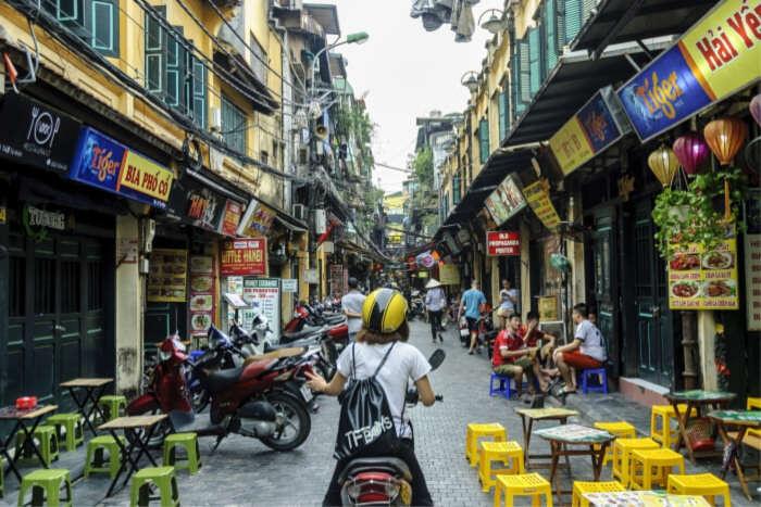 Hanoi Restaurants cover