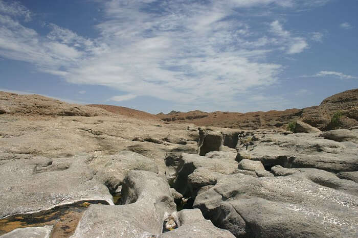 Hatta Rock Pools in Dubai