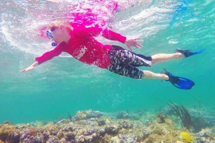 Hikkaduwa Snorkeling Tour