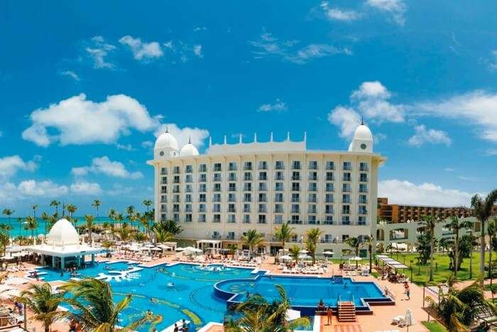 Hotel Riu Palace, Aruba