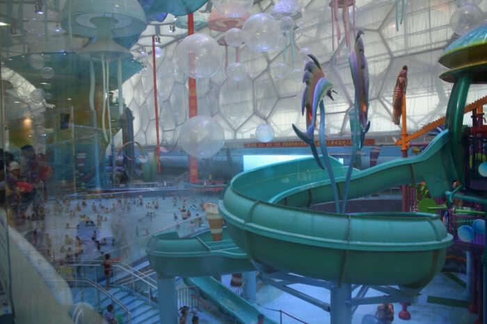 celand Water Parke in Dubai