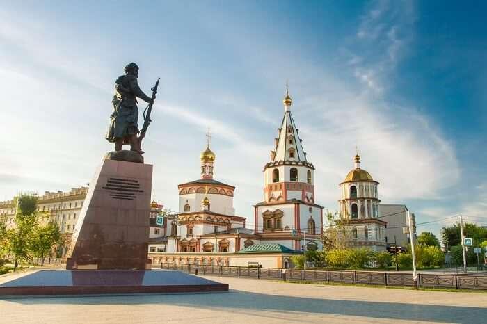 Homestay Irkutsk