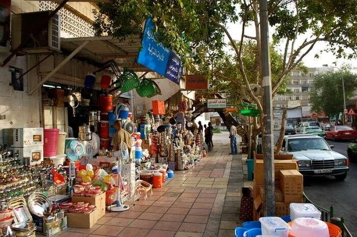 Jerusalem Bazar