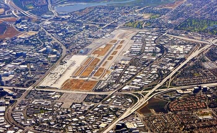 John Wayne Airport Photo