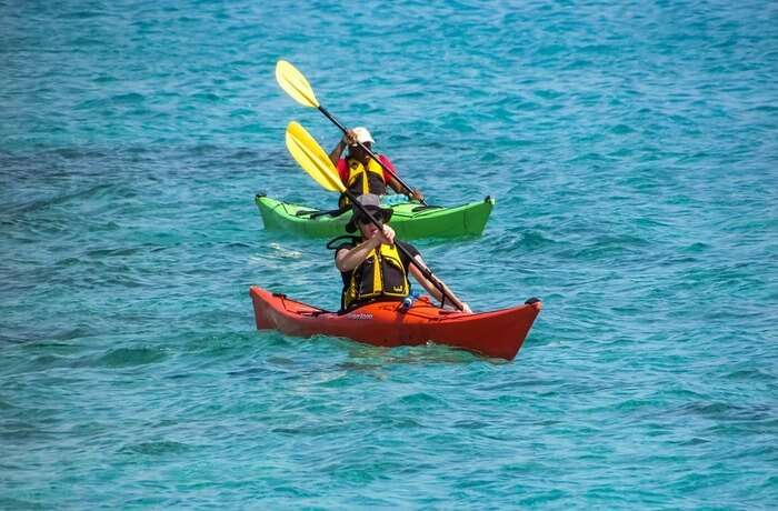 Kayaking Excursions