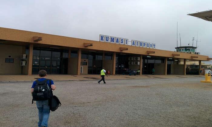Kumasi Airports in Ghana