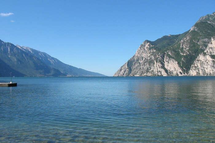 Lake Garda Para in Sweden