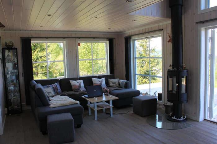 Luxury Mountain Villa
