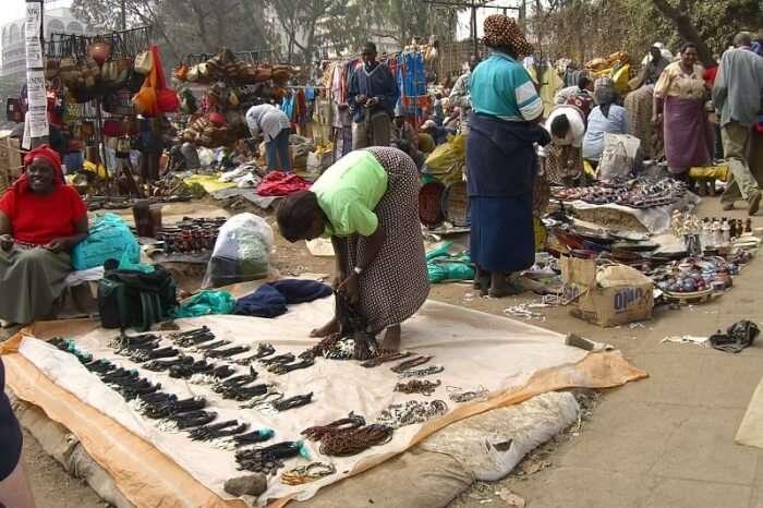 Maasai Market Curio and Crafts