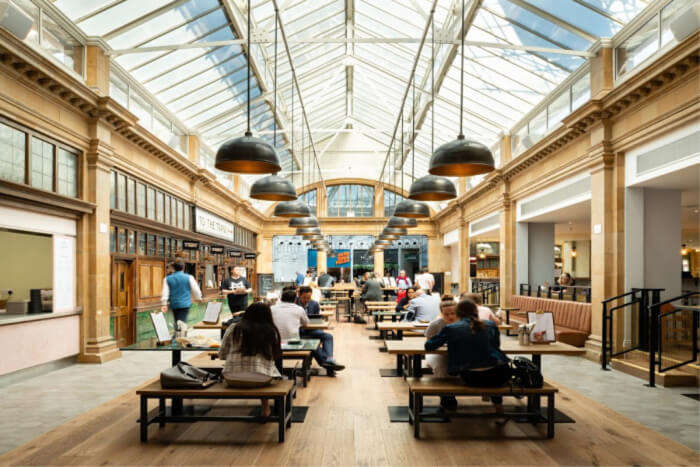 Market Halls Fulham