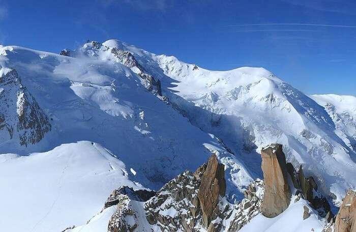 Europe's highest peak