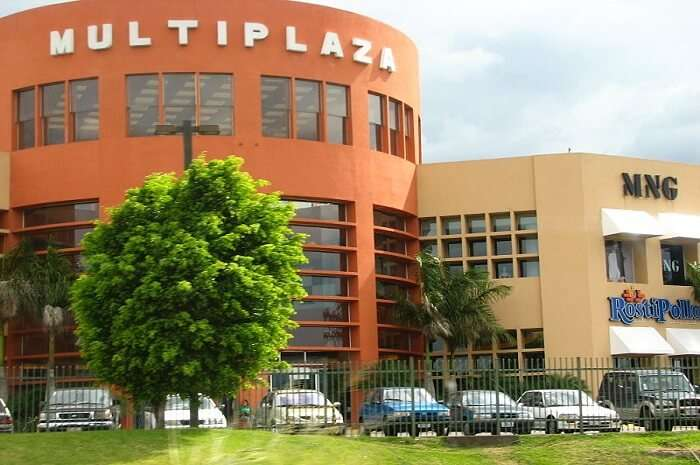 Multiplaza Mall